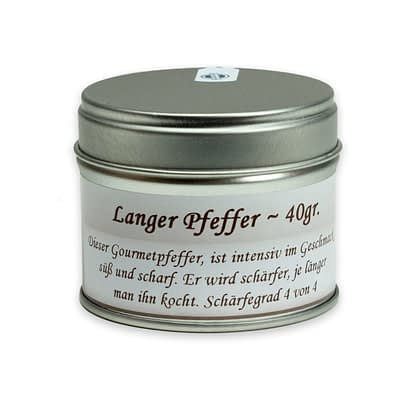 OxclusiviA Langer Pfeffer