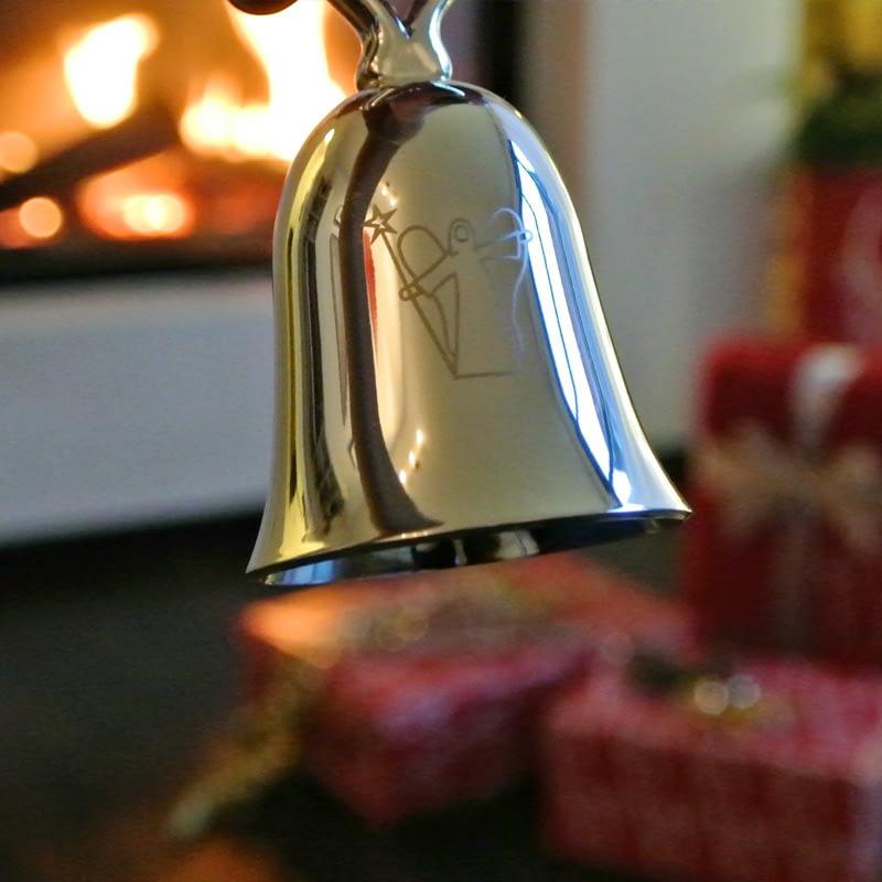 Original Engelskirchener Engel Weihnachtsglocke