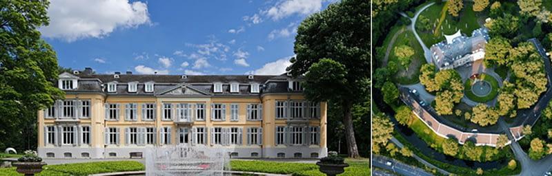 Schlosszauber Schloss Morsbroich