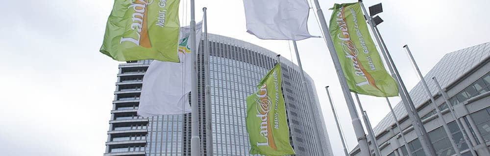 Frankfurt Messeeingang