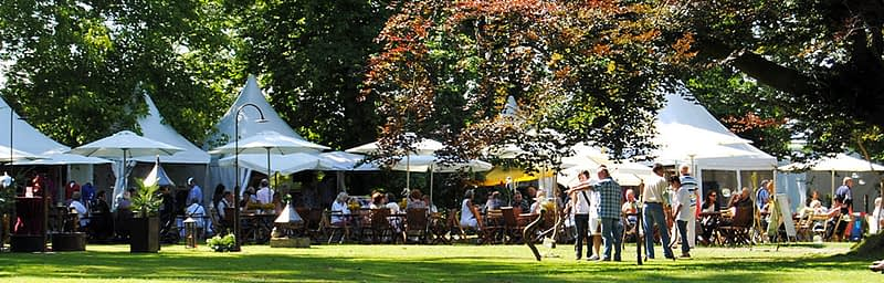 Romantic Garden Rittergut Remeringhausen