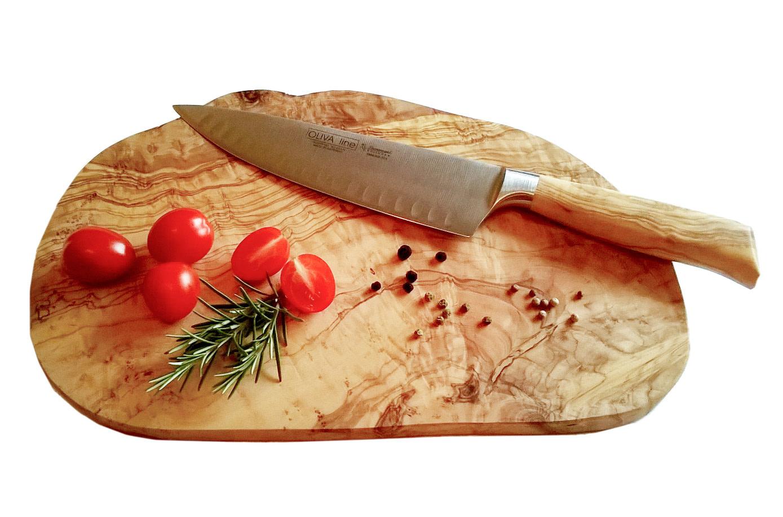 Pflege von guten Messern 1