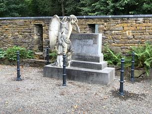 Engel Im Museumsgarten