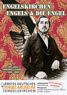 Plakat Engelskirchen Engels Und Die Engel Verlängert