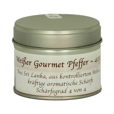 Oxclusivia Weißer Gourmetpfeffer