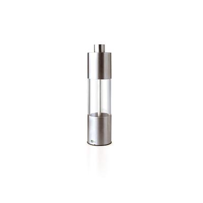 AdHoc-CLASSIC-MEDIUM-Pfeffermuehle-Salzmuehle-gewuerzmuehlen-salzstreuer-hochleistungsmahlwerk-edelstahl-22,5cm